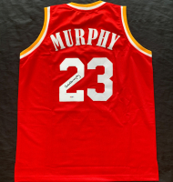 Calvin Murphy Signed Jersey (PSA COA) at PristineAuction.com