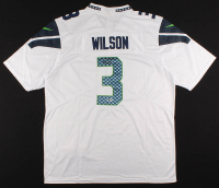 Russell Wilson Signed Seahawks Jersey (Beckett COA) at PristineAuction.com