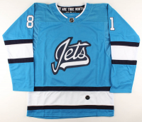 Kyle Connor Signed Jets Jersey (Beckett COA) at PristineAuction.com