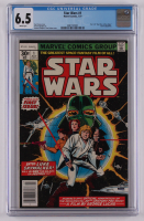 "1977 ""Star Wars"" Issue #1 Marvel Comic Book (CGC 6.5) at PristineAuction.com"