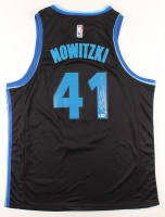 Dirk Nowitzki Signed Mavericks Jersey (Beckett COA) at PristineAuction.com