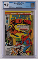 "1976 ""Spectacular Spider-Man"" Issue #1 Marvel Comic Book (CGC 9.2) at PristineAuction.com"