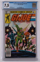 """1982 """"G.I. Joe: A Real American Hero"""" Issue #4 Marvel Comic Book (CGC 7.5) at PristineAuction.com"""