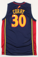 Stephen Curry Signed Warriors Jersey (JSA Hologram) at PristineAuction.com