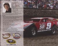 Bill Elliott Signed 8x10 Photo Card (JSA COA) at PristineAuction.com