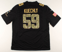 Luke Kuechly Signed Panthers Jersey (Beckett COA) at PristineAuction.com