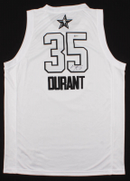 Kevin Durant Signed 2018 All-Star Nike Jersey (Beckett COA) at PristineAuction.com