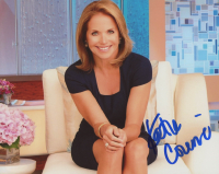 Katie Couric Signed 8x10 Photo (ACOA Hologram) at PristineAuction.com