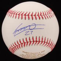 Vladimir Guerrero Jr. Signed LE OML Baseball (JSA COA) at PristineAuction.com