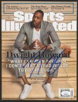 Dwight Howard Signed 2017 Sports Illustrated Magazine (JSA COA) at PristineAuction.com