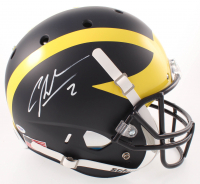 Charles Woodson Signed Michigan Wolverines Full-Size Helmet (PSA Hologram) at PristineAuction.com
