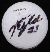 Justin Verlander Signed Nitro Golf Ball (JSA COA) at PristineAuction.com