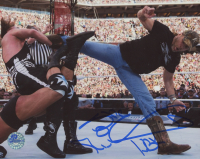 """Shawn Michaels Signed WWE 8x10 Photo Inscribed """"HBK"""" (Pro Player Hologram) at PristineAuction.com"""