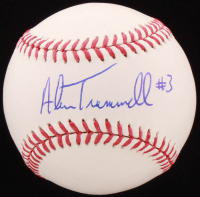 Alan Trammell Signed OML Baseball (Beckett COA) at PristineAuction.com