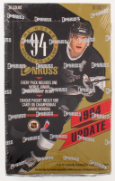 1994-95 Donruss Update Hockey Box with (36) Packs at PristineAuction.com