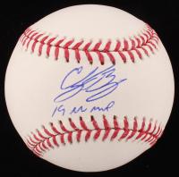 """Cody Bellinger Signed OML Baseball Inscribed """"19 NL MVP"""" (MLB Hologram) at PristineAuction.com"""