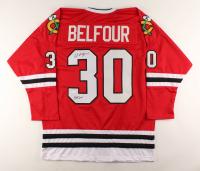 """Ed Belfour Signed Jersey Inscribed """"HOF 2011"""" (JSA COA) at PristineAuction.com"""