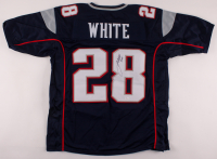 James White Signed Jersey (JSA COA) at PristineAuction.com