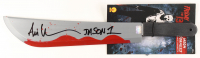 "Ari Lehman Signed ""Friday the 13th"" Toy Machete Inscribed ""JASON 1"" (Lehman Hologram) at PristineAuction.com"