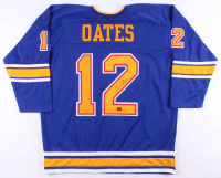 Adam Oates Signed Jersey (YSMS COA) at PristineAuction.com