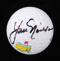 Jack Nicklaus Signed Masters Logo Golf Ball (JSA LOA) at PristineAuction.com