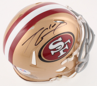 Jimmy Garoppolo Signed 49ers Speed Mini-Helmet (PSA COA) at PristineAuction.com