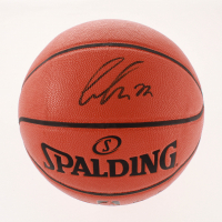Luka Doncic Signed NBA Game Ball Series Basketball (PSA COA) at PristineAuction.com