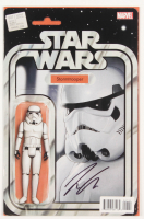 "Jason Aaron Signed 2015 ""Star Wars"" Issue #7B Marvel Comic Book (JSA COA) at PristineAuction.com"