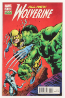 """Mike Perkins Signed 2018 """"All-New Wolverine"""" Issue #31A Marvel Comic Book (JSA COA) at PristineAuction.com"""