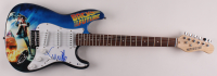 """Michael J. Fox Signed """"Back to the Future"""" 39"""" Electric Guitar (Beckett COA) at PristineAuction.com"""