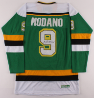 Mike Modano Signed North Stars Jersey (JSA Hologram) at PristineAuction.com
