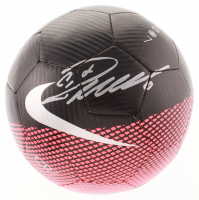 Cristiano Ronaldo Signed Nike Soccer Ball (Beckett COA) at PristineAuction.com