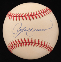 Andre Dawson Signed ONL Baseball (Beckett COA) at PristineAuction.com