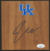 Jamal Murray Signed Kentucky Wildcats 6x6 Vinyl Floor Tile (JSA COA) at PristineAuction.com