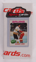 Complete Set of (396) 1975-76 O-Pee-Chee Hockey Cards with Bobby Orr 1975-76 O-Pee-Chee #100 at PristineAuction.com