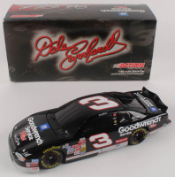 Dale Earnhardt LE 2001 Monte Carlo #3 GM Goodwrench Service Plus 1:24 Scale Die Cast Car at PristineAuction.com