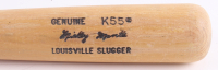 Mickey Mantle Player Model Louisville Slugger Baseball Bat at PristineAuction.com