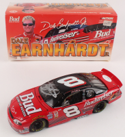 Dale Earnhardt Jr. Signed LE #8 Budweiser 2000 Chevrolet Monte Carlo 1:24 Scale Die Cast Car (JSA COA) at PristineAuction.com