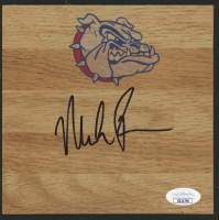Mark Few Signed Gonzaga Bulldogs 6x6 Vinyl Floor Tile (JSA COA) at PristineAuction.com