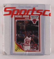 1989-90 Fleer Complete Set of (168) Basketball Cards with Michael Jordan #21 at PristineAuction.com