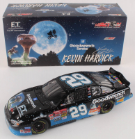 Kevin Harvick LE 2002 Monte Carlo #29 GM Goodwrench Service / E.T. 1:24 Scale Die Cast Car at PristineAuction.com