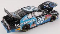 Kevin Harvick LE 2002 Monte Carlo #29 GM Goodwrench Service / E.T. 1:24 Scale Die Cast Car at PristineAuction.com