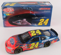 Jeff Gordon LE 2002 Monte Carlo #24 DuPont 1:24 Scale Die Cast Car at PristineAuction.com
