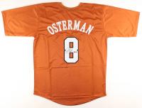"""Cat Osterman Signed Jersey Inscribed """"Hook 'em!"""" (JSA COA) at PristineAuction.com"""