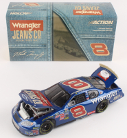 Martin Truex Jr. Signed LE #8 Wrangler 2004 Monte Carlo 1:24 Scale Die Cast Car (JSA COA) at PristineAuction.com