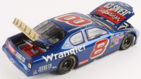 Martin Truex Jr. Signed LE #8 Wrangler 2004 Monte Carlo 1:24 Scale Die Cast Car (JSA COA) at PristineAuction.com