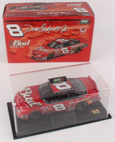Dale Earnhardt Jr. LE 2002 Budweiser Chevrolet Monte Carlo 1:24 Scale Die Cast Car at PristineAuction.com
