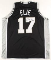 Mario Elie Signed Jersey (JSA COA) at PristineAuction.com