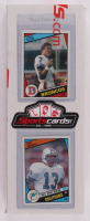 Complete Set of (396) 1984 Topps Football Cards with John Elway #63 RC & Dan Marino #123 RC at PristineAuction.com