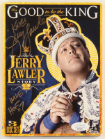 "Jerry Lawler Signed ""It's Good To Be The King"" DVD Case Inscribed ""King"" & ""WWE HOF 07"" (JSA COA) at PristineAuction.com"